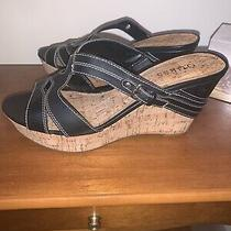 Guess Wedge Sandals 9 Photo