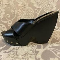 Guess Wedge Sandals -Size 8-1/2 M Photo