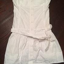 Guess White Dress  Photo