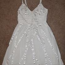 Guess White Dress - Very Cute Photo