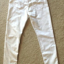 Guess White Slim  Beverly Jeans 30/10/9 Marciano Top Jacket Dress Photo