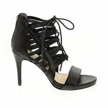 Guess Women Black Heels Us 8 Photo