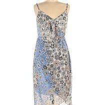 Guess Women Blue Casual Dress 8 Photo