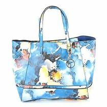 Guess Women Blue Tote One Size Photo