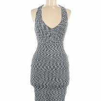 Guess Women Gray Casual Dress M Photo