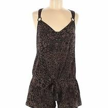 Guess Women Gray Romper S Photo