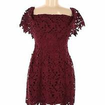 Guess Women Red Cocktail Dress S Photo