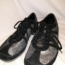Guess Women's Black Sneakers Size 8 Photo