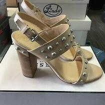 Guess Women's Cheree2 Studded City Sandals - Taupe 9.5m Photo