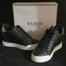 Guess Women's Flowurs Sneakers Black Multi Ll Size 7.5 M Nib Photo
