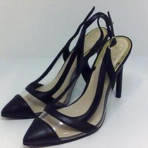 Guess Women's Shoes 8z9ist Heels & Pumps Black Size 5.0 Photo