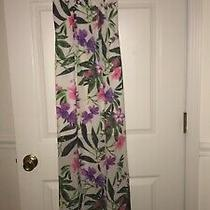 Guess Womens Summer Vacation Tropical Maxi Gorgeous Dress Size Xs Photo