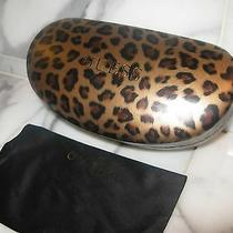 Guess Women's Sunglasses/eyeglasses Brown Case With Cloth. Brand New. Authentic. Photo