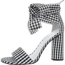 Guess Womens Allison B/w High Heel Dress Sandals Shoes 10 Medium (Bm) Bhfo 3942 Photo