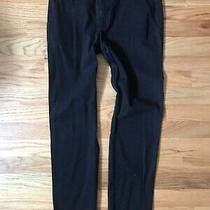 Guess Womens Black Ankle Pants 26 Photo