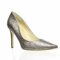 Guess Womens Blixee Gold Pumps Size 9 (1497900) Photo