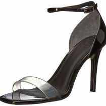 Guess Womens Celie Open Toe Special Occasion Strappy Sandals Black Size 8.0 Zf Photo
