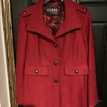 Guess Womens Coat Size Xl Photo
