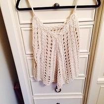 Guess Womens Crochet Top Photo