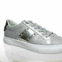 Guess Womens Ganessa Silver Fashion Sneaker Size 8 (1498718) Photo