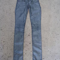 Guess Womens Gun Metal Gray Pants Photo