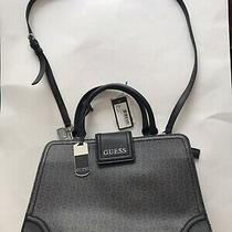 Guess Womens Purse Tote Bag Black Photo