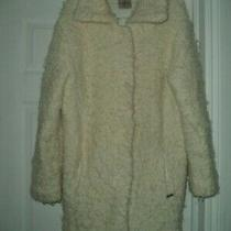 Guess Wool Blend Coat - Size 8 Photo