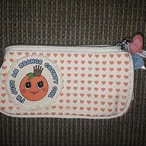 Gwen Stefani Harajuku Lovers Orange County Girl Small Cosmetics Bag/ Make-Up Bag Photo