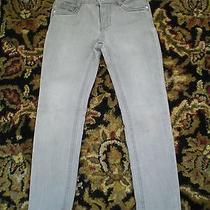 Gymboree Bright Ideas 8 Gray Skinny Jeans Blushing Swan Painting Pals  5 Slim Photo