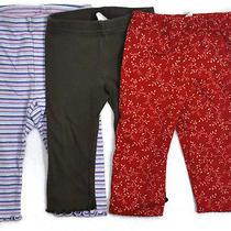 Gymboree Gap Girls Kids Clothes Pants Leggings Size 6-12 Months Photo