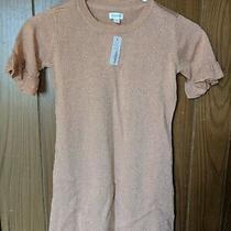 Gymboree Girls Size 5-6 Rose Gold Dress Nwt Photo