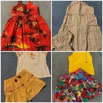 Gymboree Old Navy Tcp Pink Butterfly Lady Bug Hawaii Aloha Dresses Skirt 2t 24 M Photo