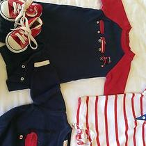 Gymboree Ralph Ralph Lauren Baby Boy Lot Size 0-6 Photo