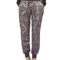 Gypsy05 Women's Monreale Silk Satin Pegged Pant Size Small Photo
