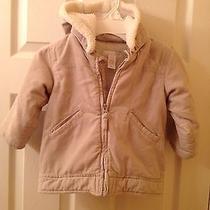 h&m Baby Boys Corduroy Jacket With Detachable Hood Photo