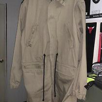 h&m Beige Trench Coat Size M Photo