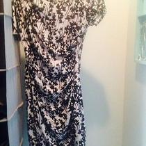 h&m Black and White Dress Size 2 Photo