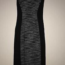 h&m Black Bodycon Dress - Size Xs - Worn Once Photo