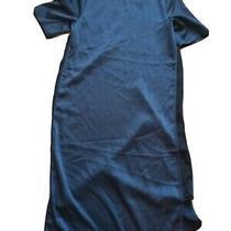 h&m Black Long Dress Size 38 Photo