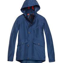 h&m Blue Sport Jacket Hm Brick Lane Bikes/conscious Collection  Photo
