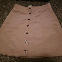 h&m Blush Pink Skirt Size 2 Photo