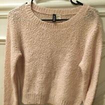 h&m Blush Pink Sweater Women Size S Photo