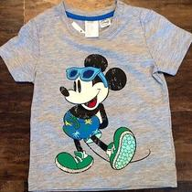 h&m Boys Mickey Mouse  T Shirt  12-18 Months Photo