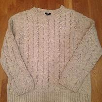 h&m Cable Knit Sweater Size L Photo