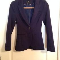 h&m Clothing-Blazer (Navy) Photo