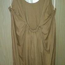 H & M Dress Moccha 36 but Fits Medium Photo