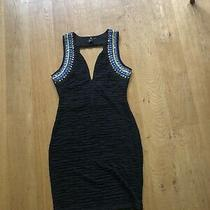 h&m Embellished Mini Dress Size S  Photo
