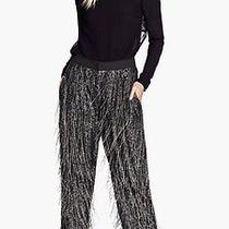 h&m Exclusive Paris Fringe Beaded Pants Trousers Conscious Divided Final Days   Photo