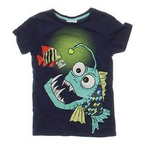 h&m Fish Tee Size 4/4t Photo