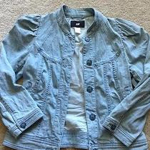 h&m Fitted Denim Jacket Photo